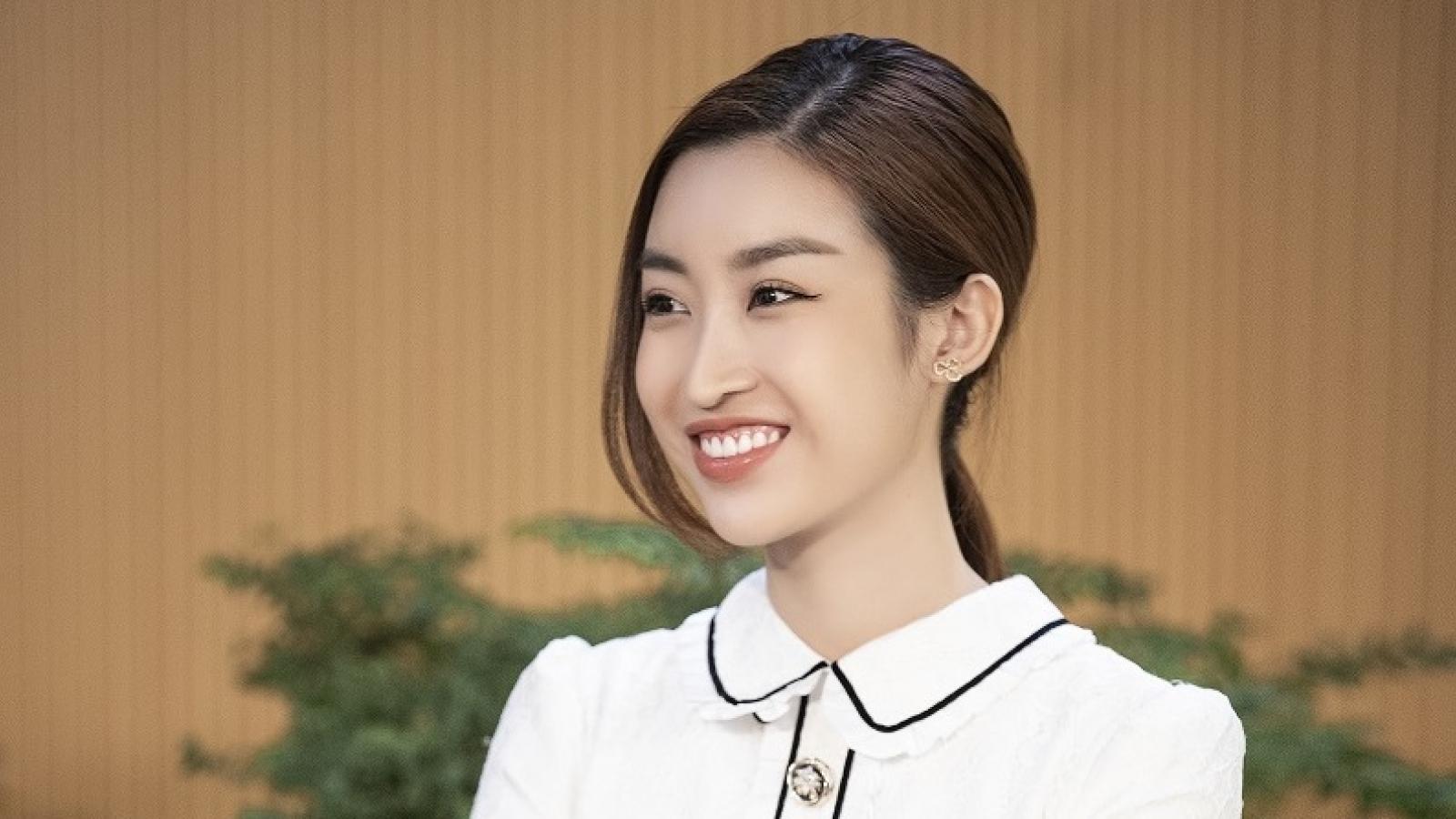"""Hoa hậu Đỗ Mỹ Linh """"gài hàng"""" Hương Giang và nhận cái kết """"thảm"""""""