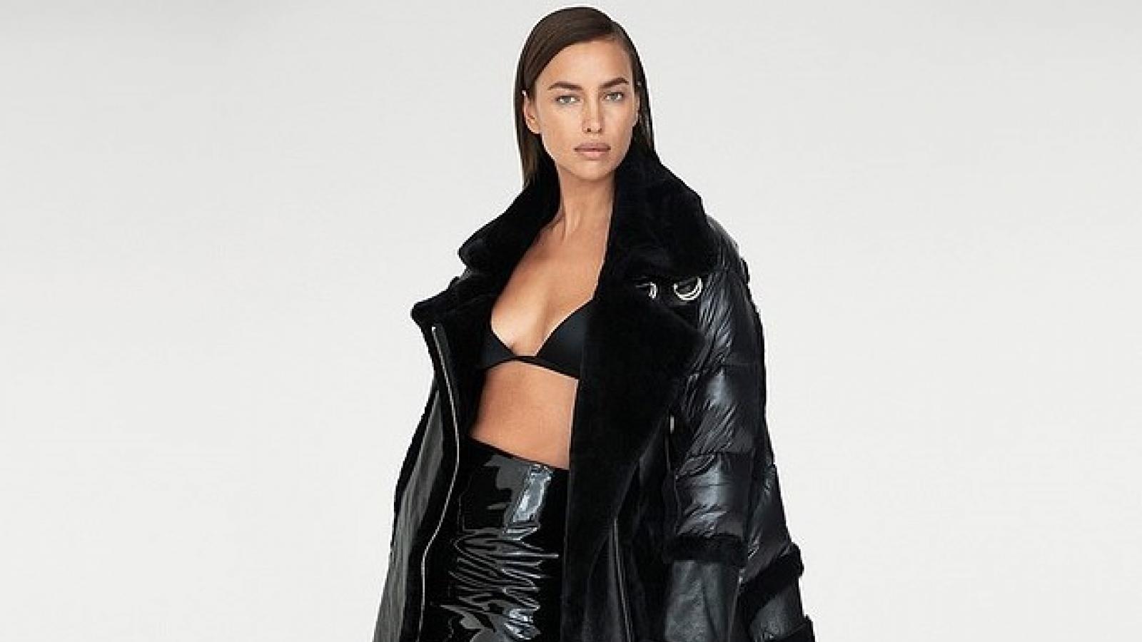 """""""Chân dài"""" Irina Shayk nóng bỏng trong bộ ảnh thời trang mới"""