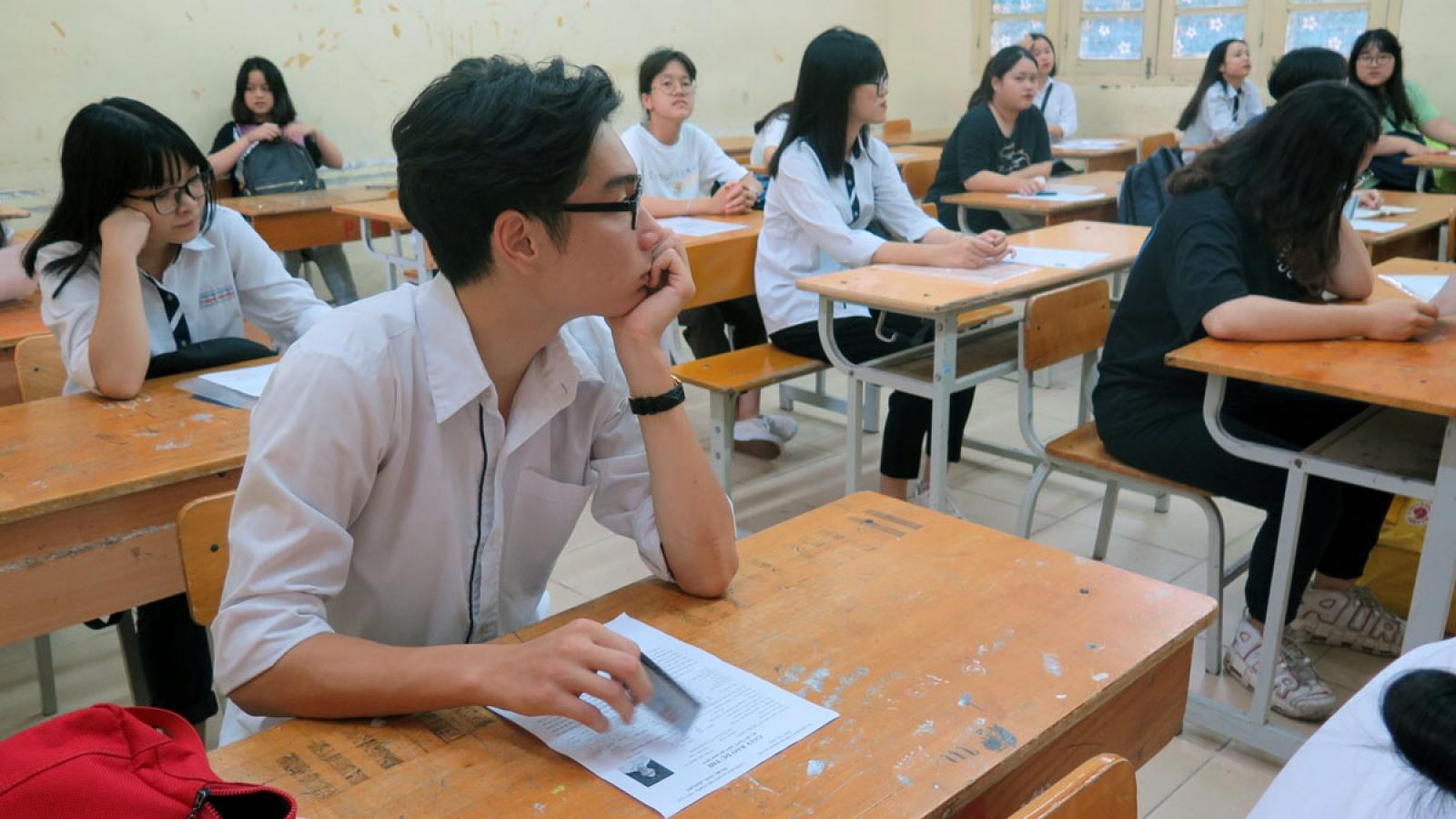 Phổ điểm thi tốt nghiệp THPT đợt 2 môn Giáo dục công dân sẽ không cao như đợt 1