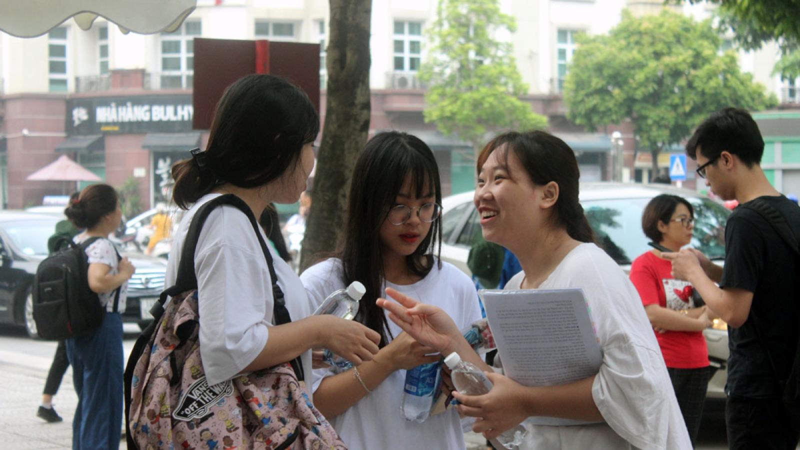 Thí sinh cần biết: Mốc thời gian điều chỉnh nguyện vọng xét tuyển đại học
