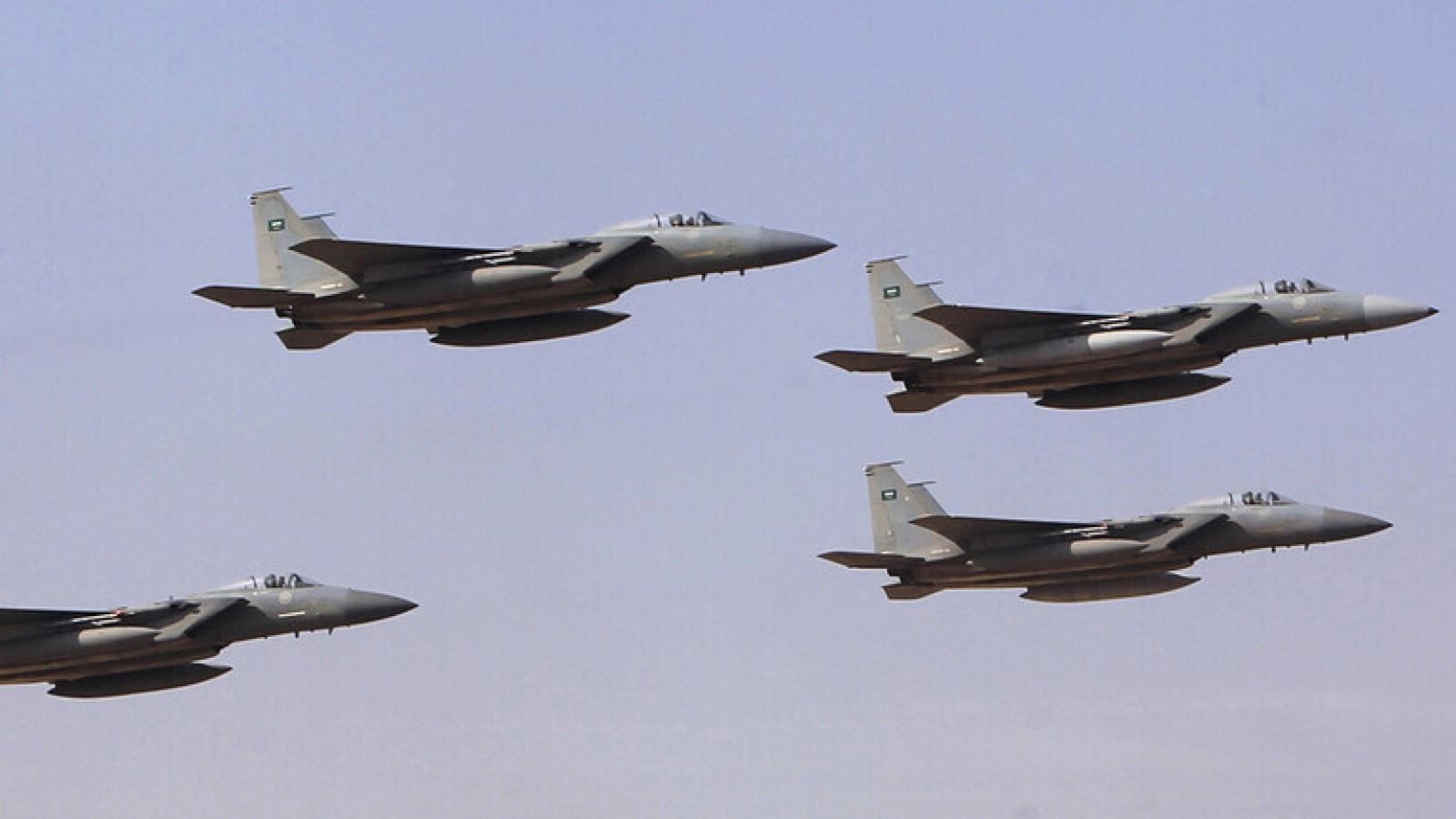 Yemen: Khoảng 100 thành viên Houthi thiệt mạng