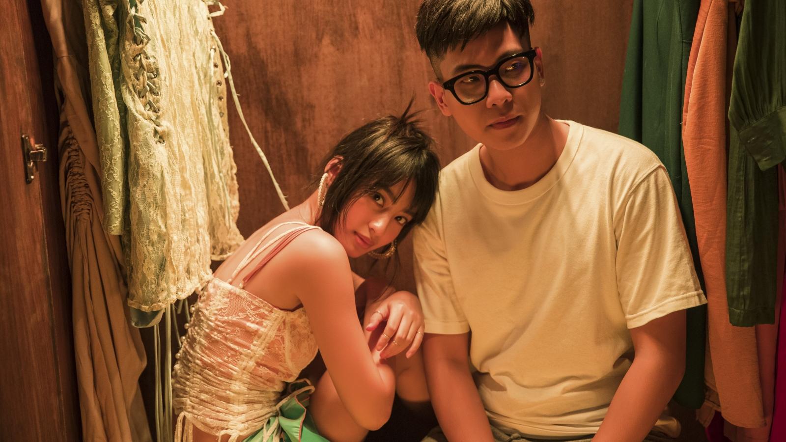 """Quân A.P đắng cay làm """"kẻ thay thế"""" trong MV ballad """"Bông hoa đẹp nhất"""""""