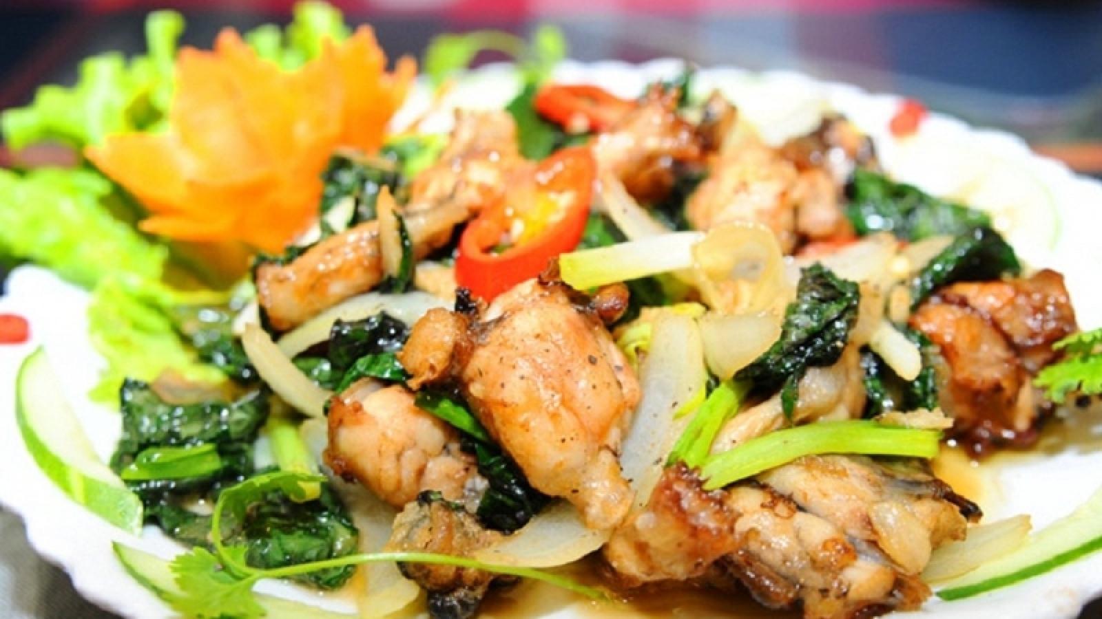 """Thực đơn cả tuần toàn món dễ nấu để vợ đảm khỏi """"vắt óc"""" nghĩ """"Hôm nay ăn gì?"""""""