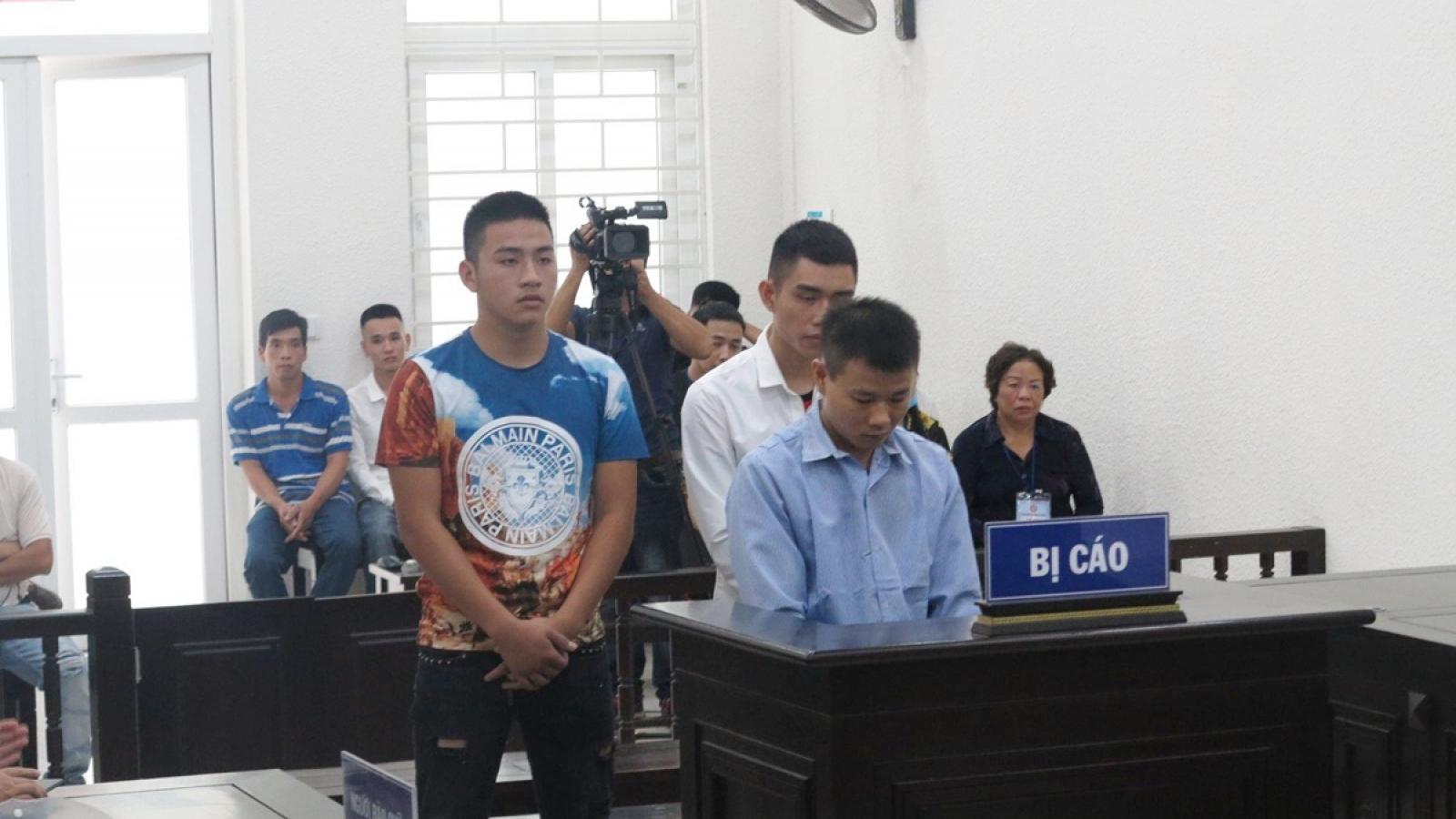 Kẻ dùng súng cướp ngân hàng ở Sóc Sơn bị tuyên án 23 năm tù