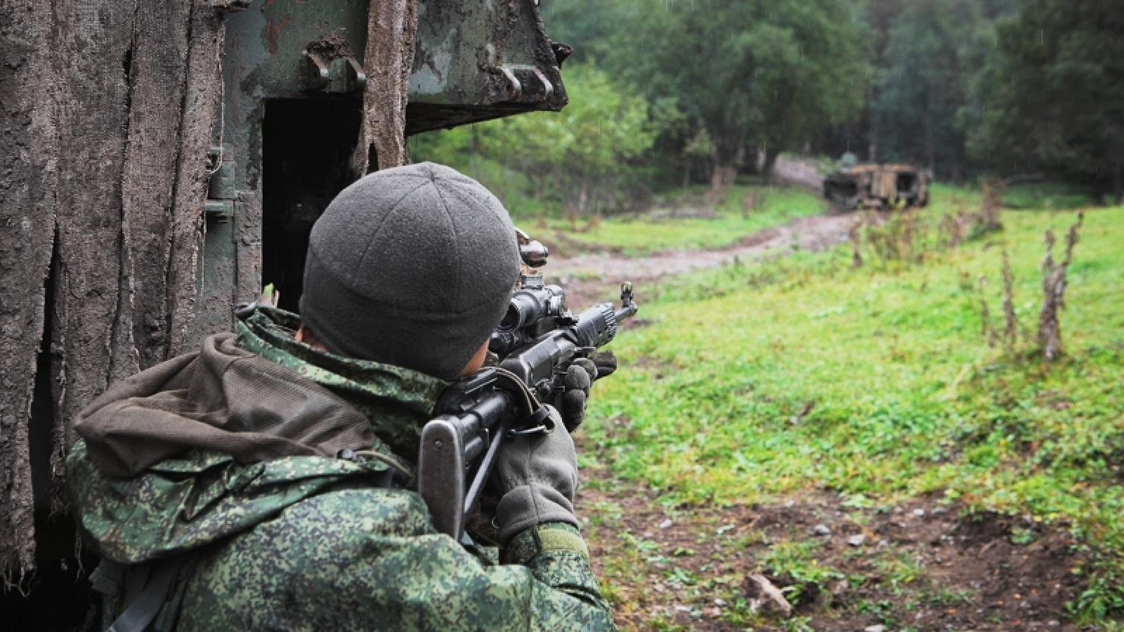 Nga tập trận chiến lược quy mô lớn với hơn 80.000 người tham gia