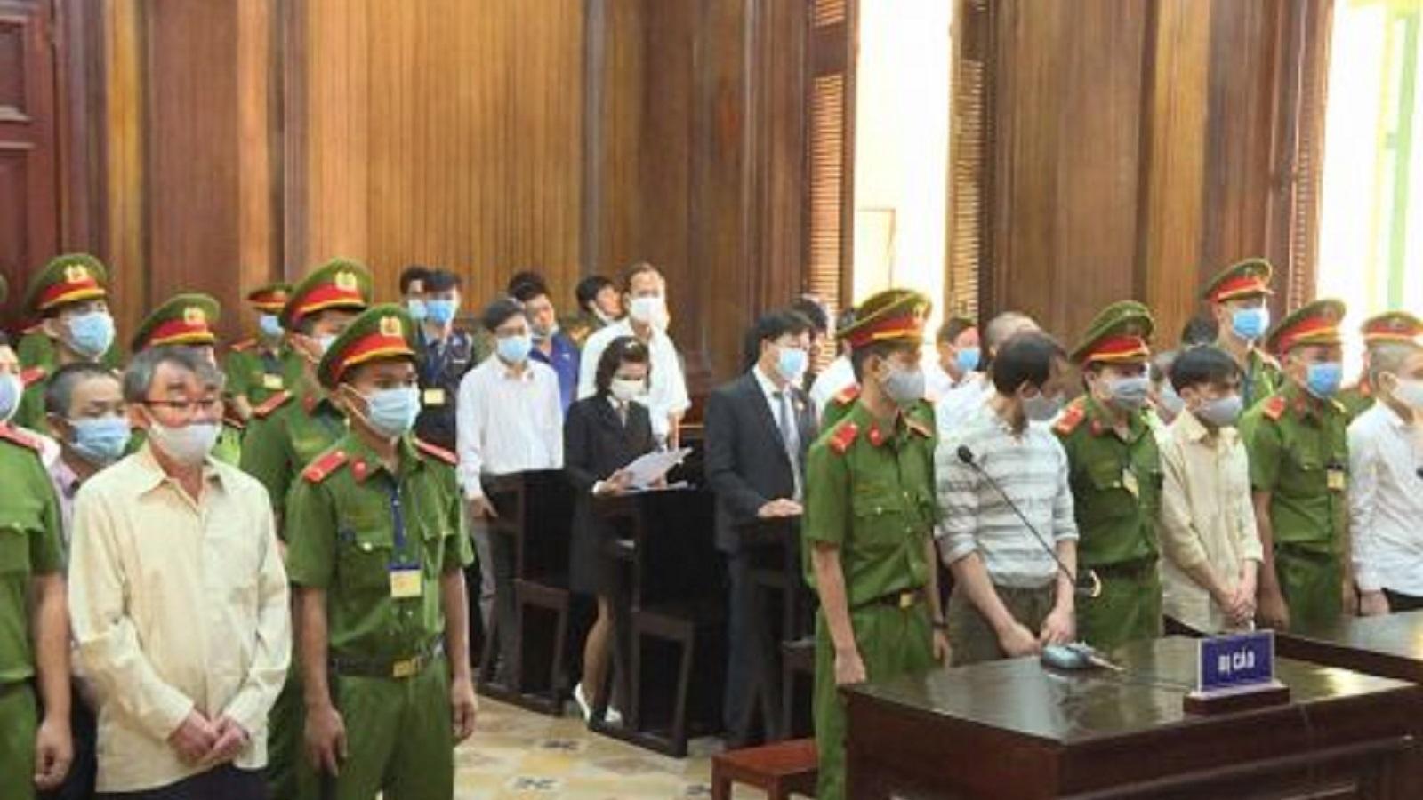 Kẻ cầm đầu nhóm khủng bố trụ sở công an phường ở TPHCM bị đề nghị 22 -24 năm tù