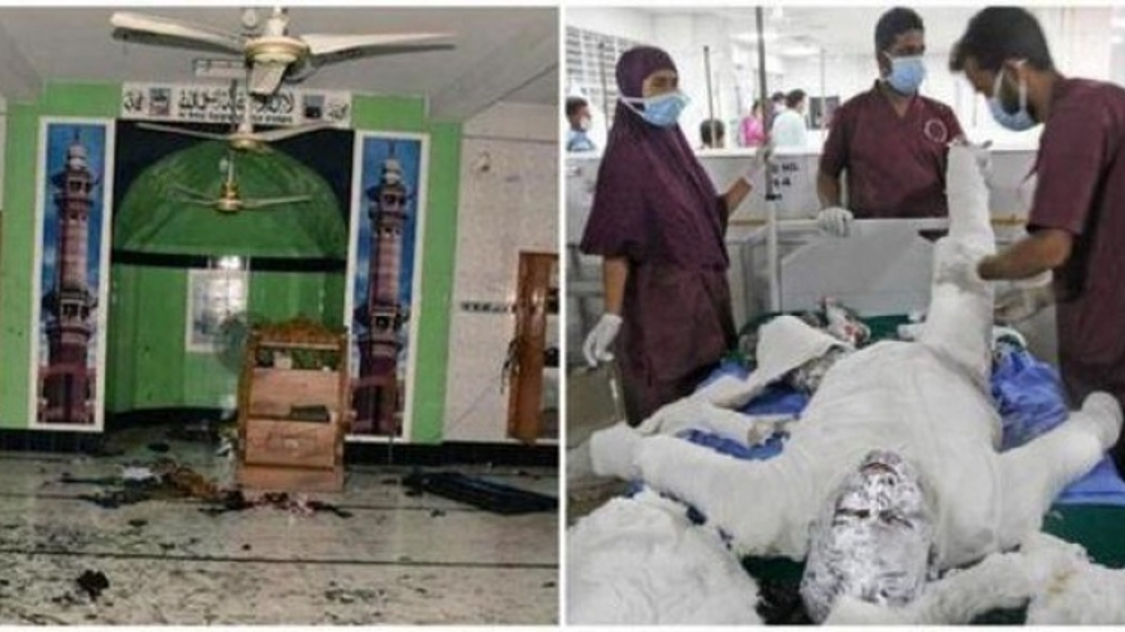 Cập nhật vụ nổ khí Gas tại Nhà thờ Hồi giáo Bangladesh: Thêm nhiều nạn nhân thiệt mạng