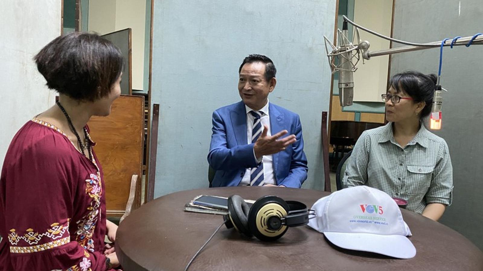 Việt Nam và Ai Cập cùng phát triển thịnh vượng