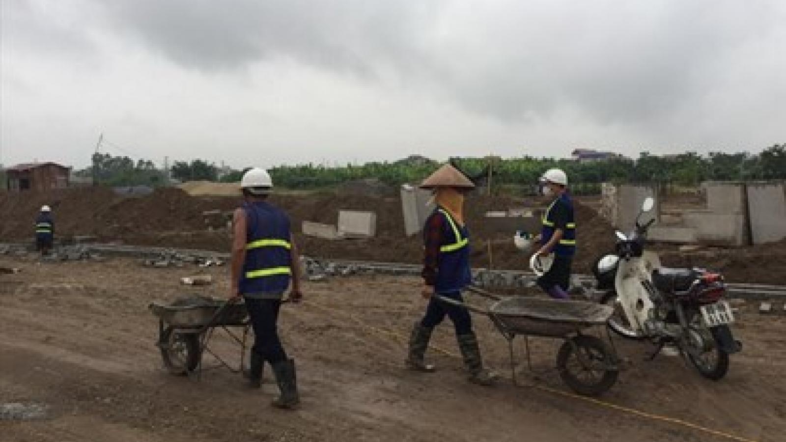 Điểm sáng đại đoàn kết trong xây dựng nông thôn mới ở vùng quê Bảo Khê
