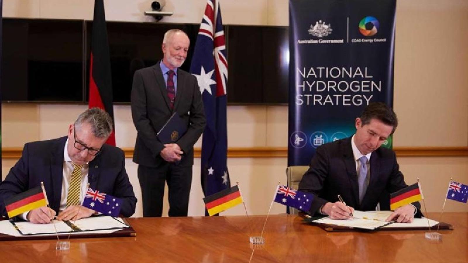 Australia và Đức nghiên cứu việc phát triển chuỗi cung ứng hydrogen