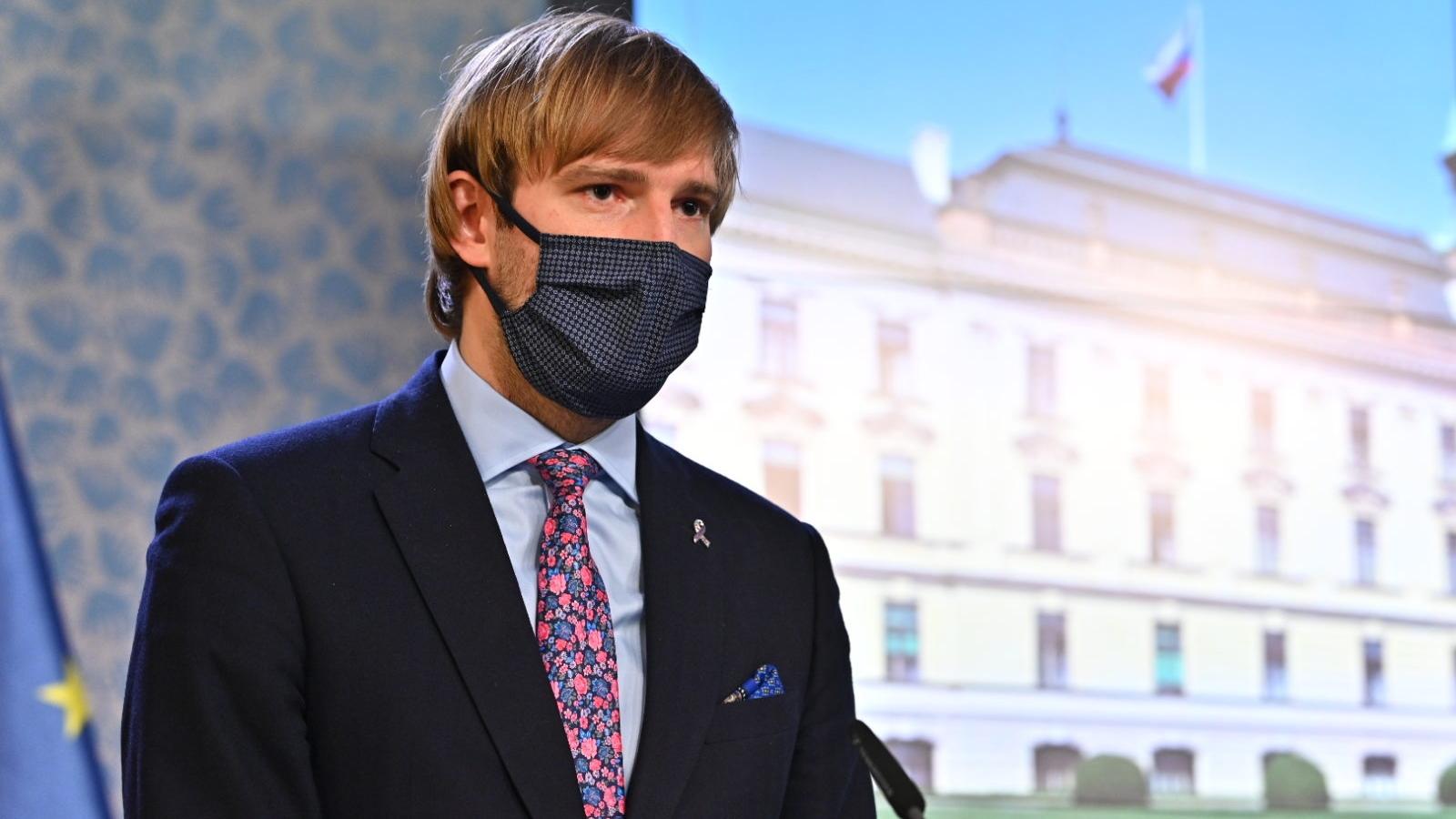 Bộ trưởng Y tế Séc xin từ chức vì những chỉ trích trong xử lý dịch Covid-19