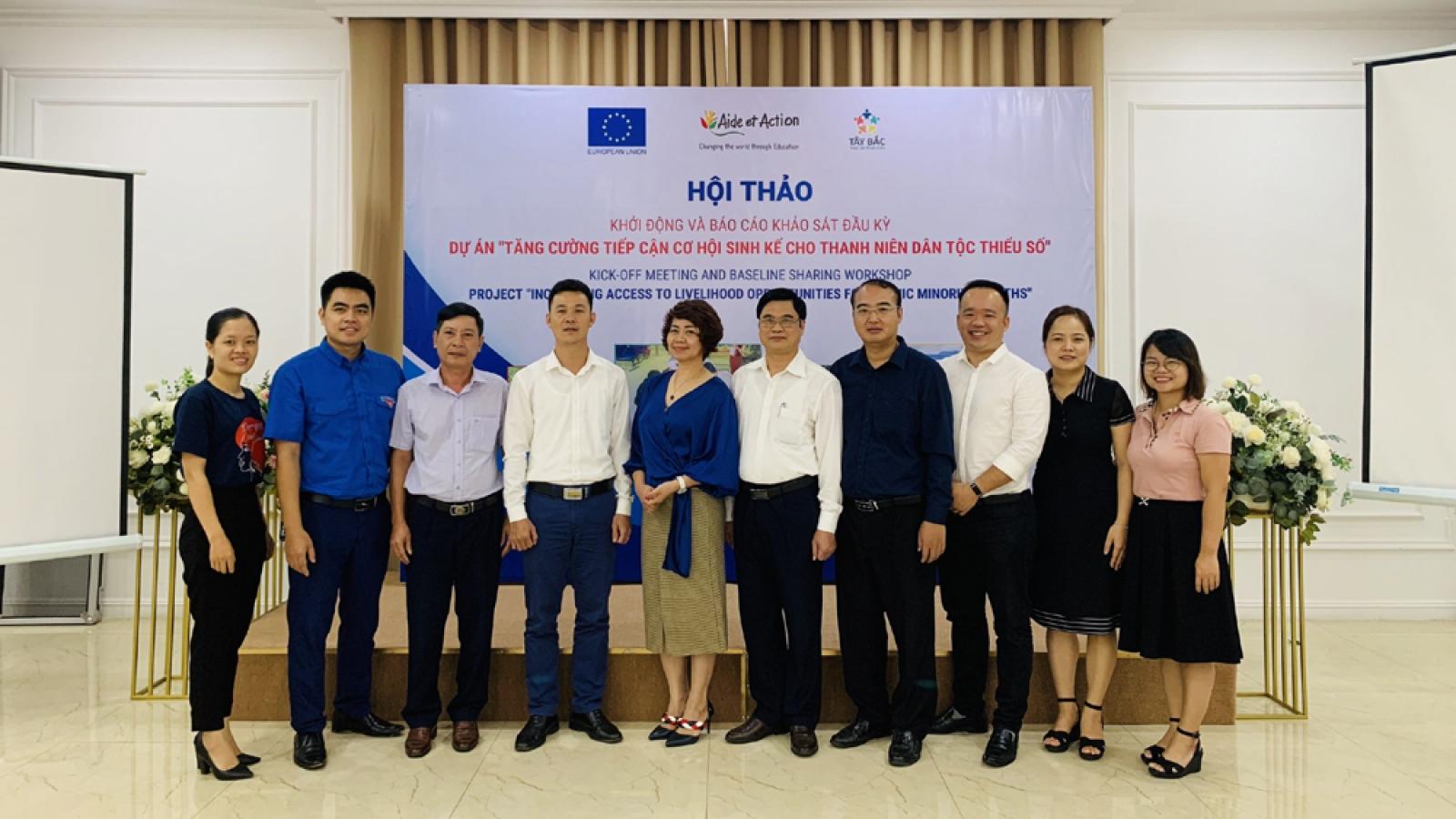 Tăng cơ hội việc làm cho thanh niên dân tộc thiểu số ở Việt Nam vì một tương lai bền vững