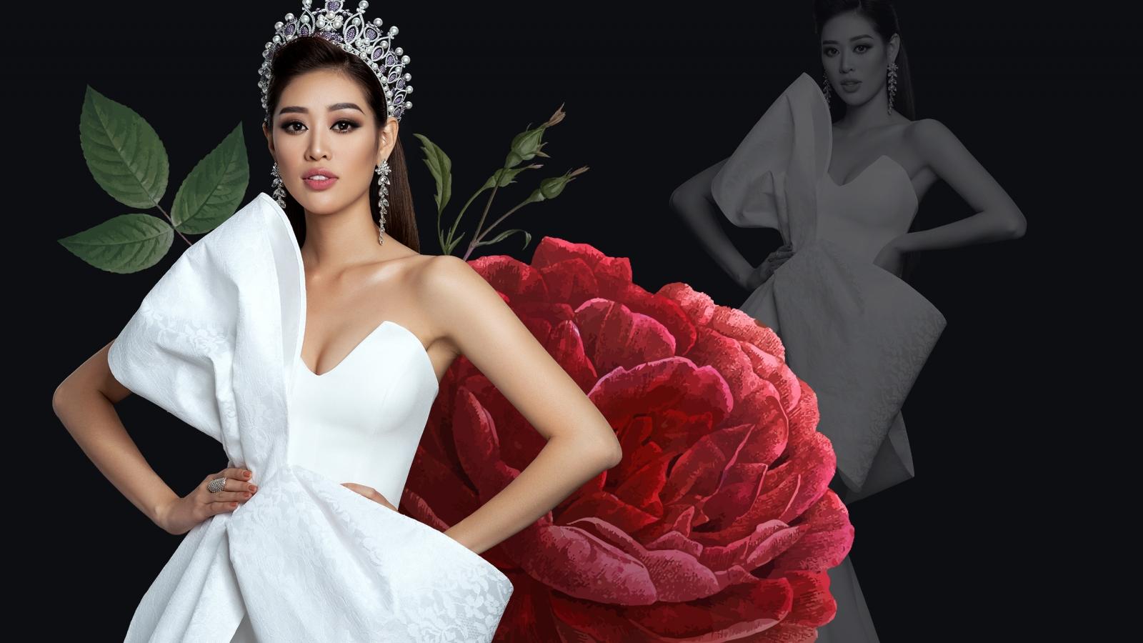 """Hoa hậu Khánh Vân: Tôi không biết """"làm nũng"""" khi yêu"""