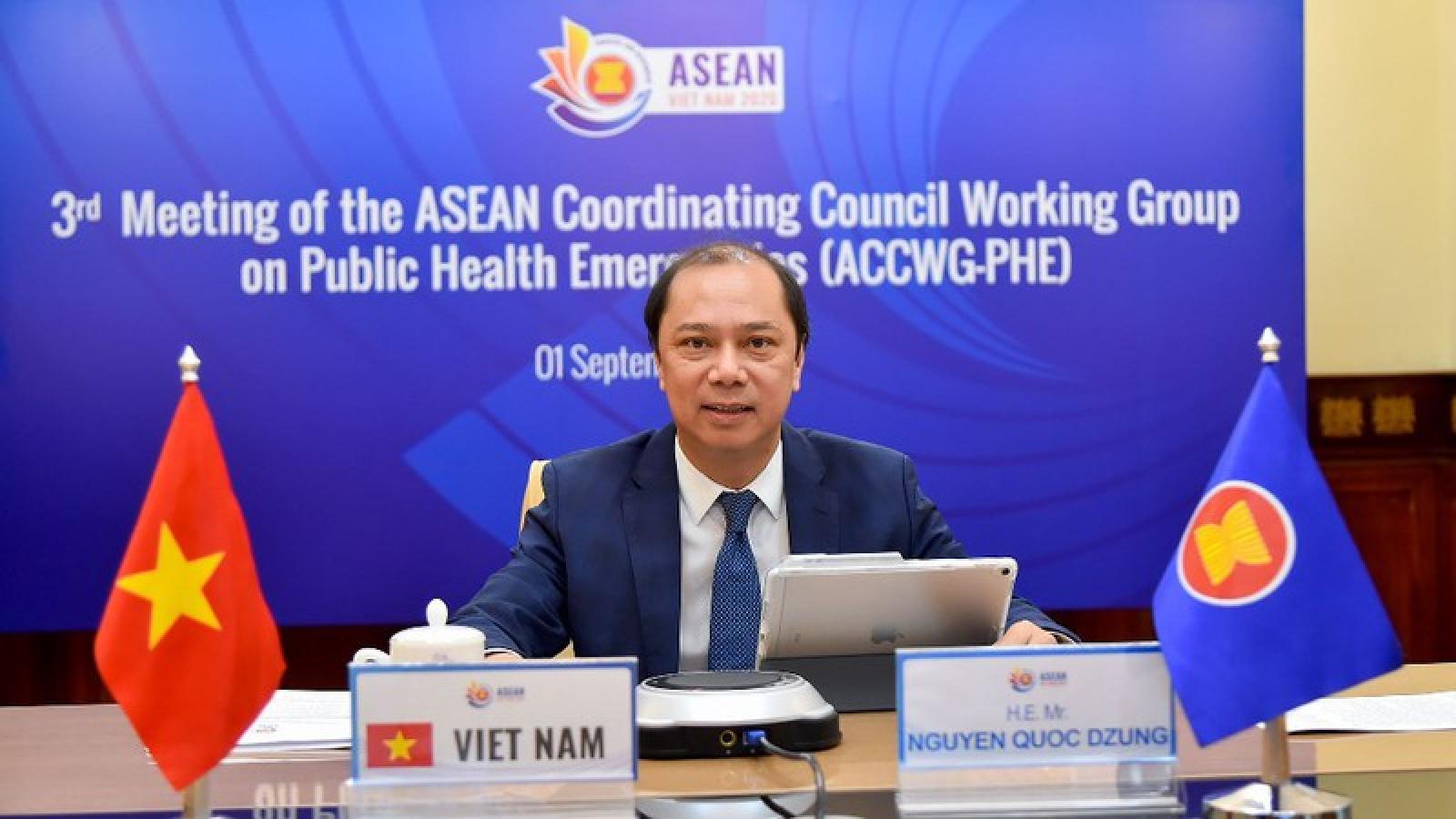 Con đường hướng tới phục hồi và hy vọng cho ASEAN