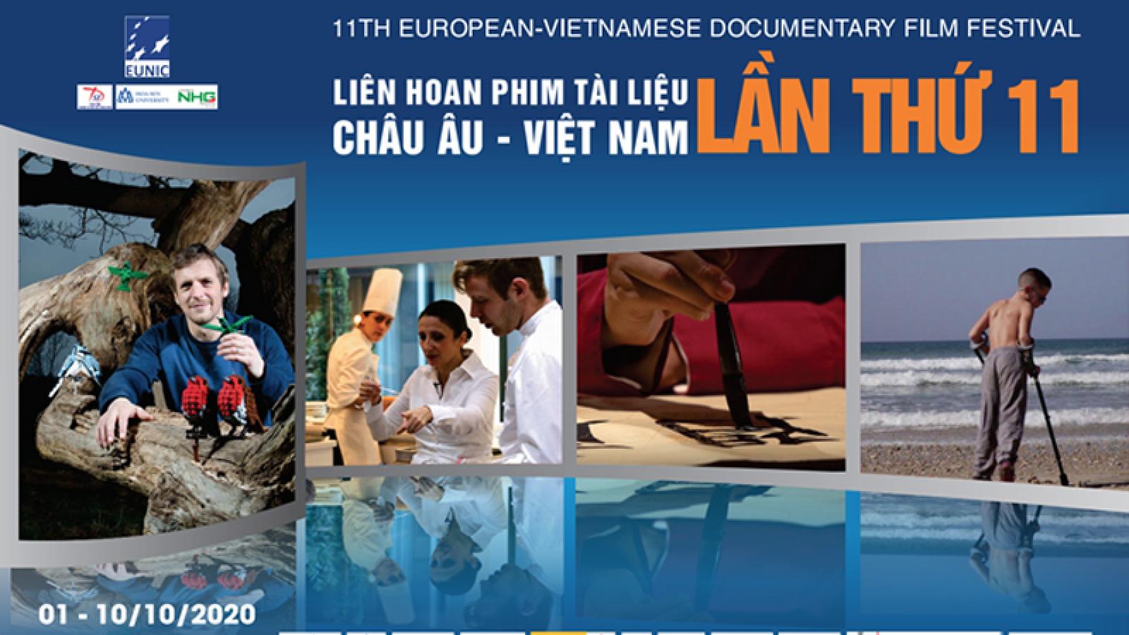 Hanoi, HCM City to host European-Vietnamese Documentary Film Festival