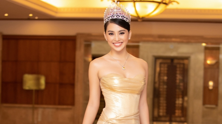 Beauty queens gather for Miss Vietnam 2020 press conference