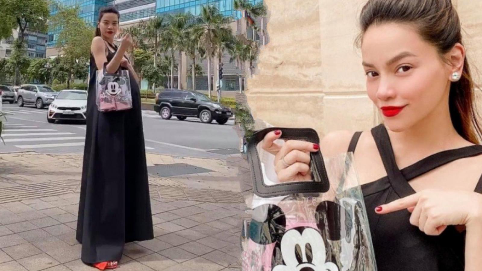 Chuyện showbiz: Hồ Ngọc Hà lần đầu khoe ảnh bụng bầu lớn ở tháng cuối thai kỳ