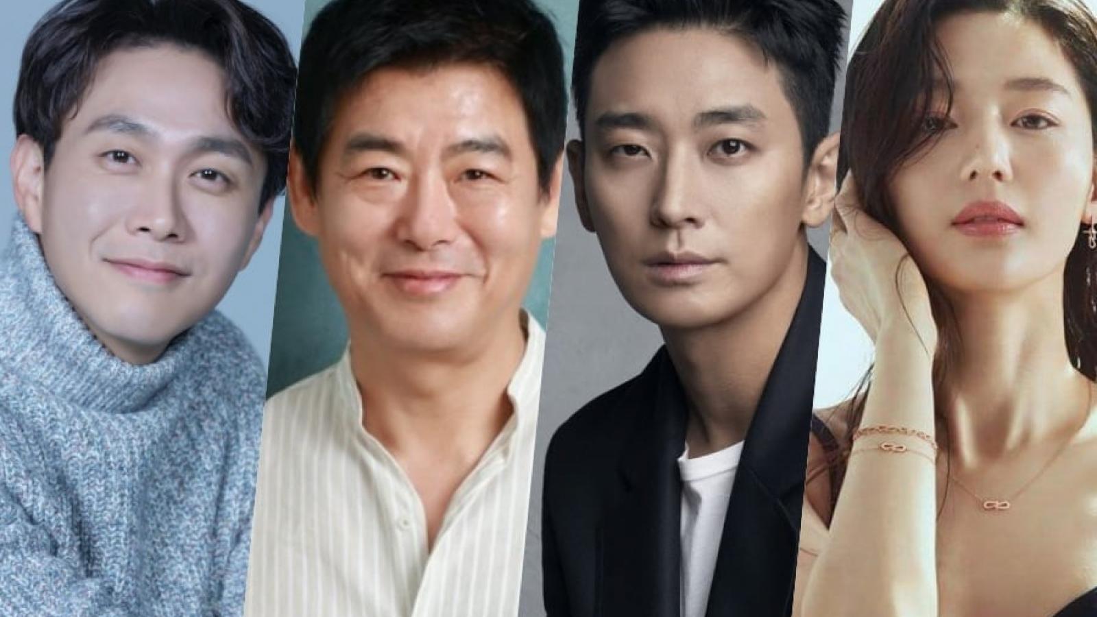 """""""Anh trai"""" Kim Soo Hyun xác nhận góp mặt trong phim mới của """"mợ chảnh"""" Jun Ji Hyun"""
