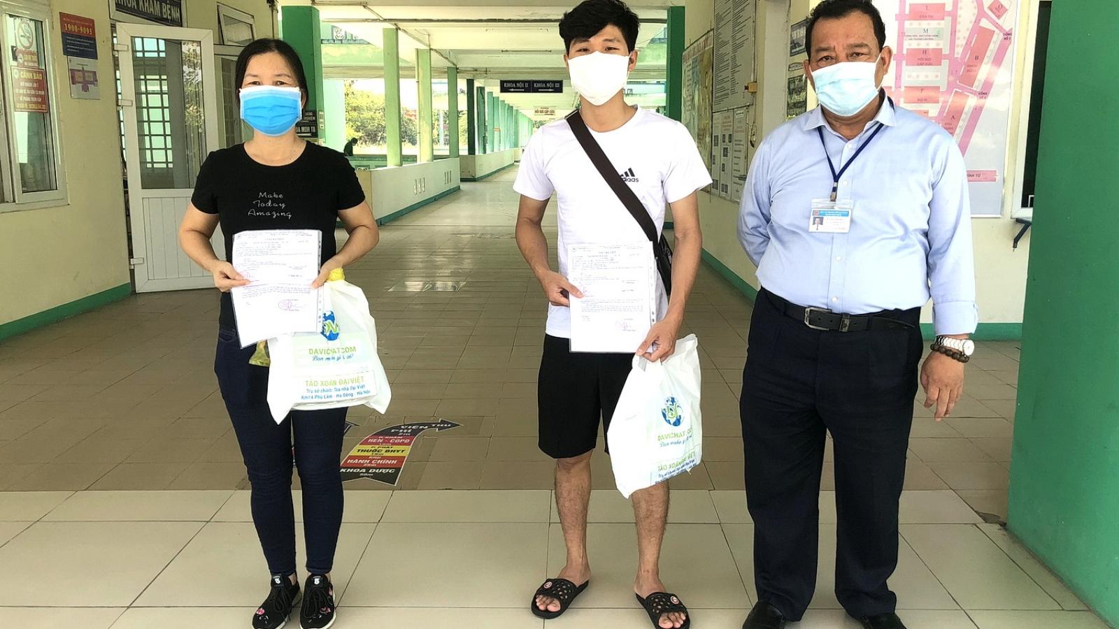 Thêm mộtbệnh nhân khỏi COVID-19 trên nền bệnh ung thư