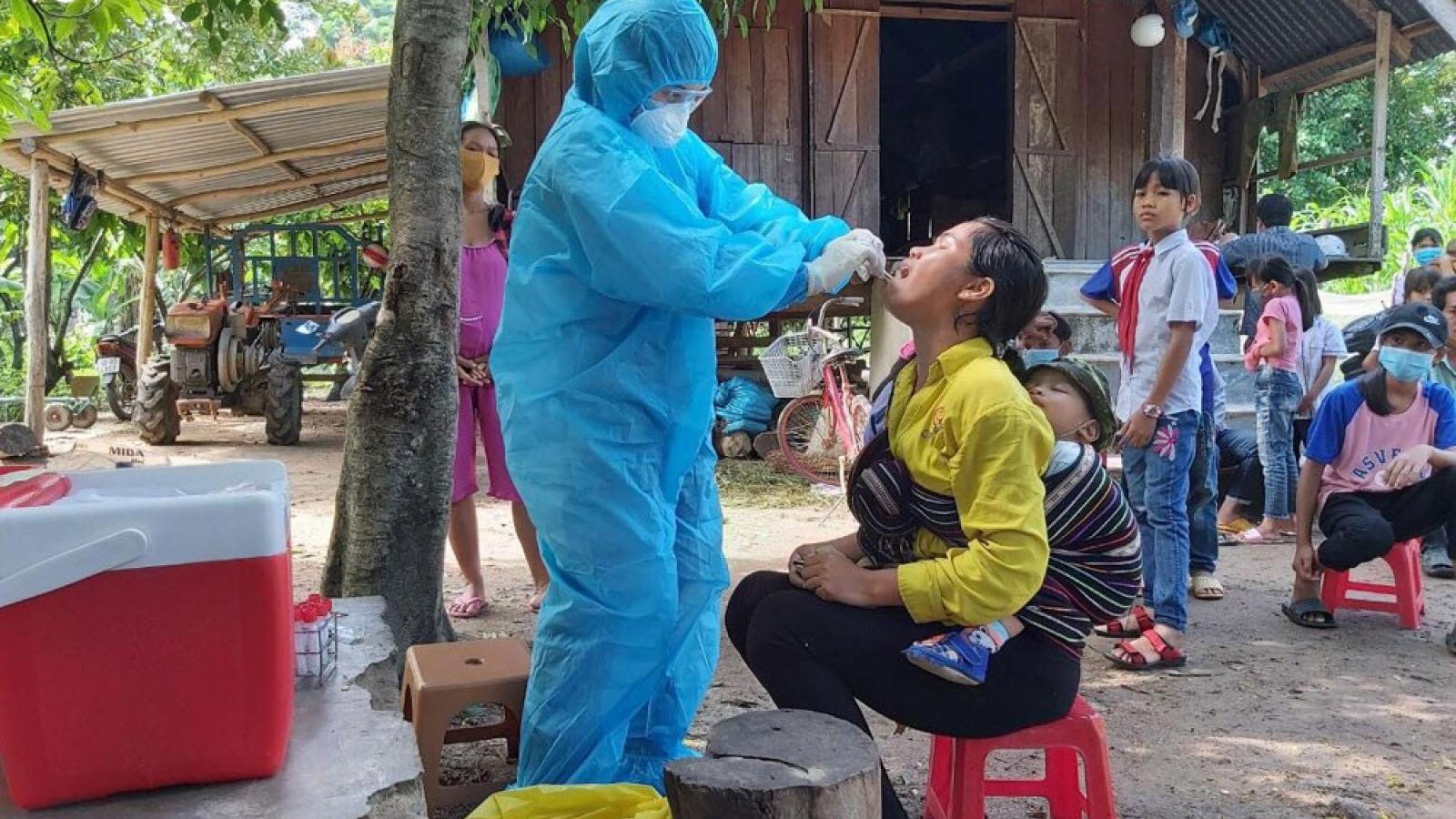 Bức tranh toàn cảnh về chống dịch và tiêm chủng của Việt Nam