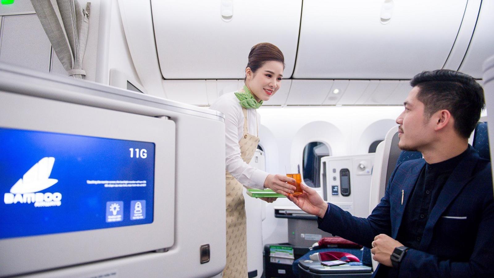 Bamboo Airways khôi phục, mở mới hàng loạt đường bay quốc tế