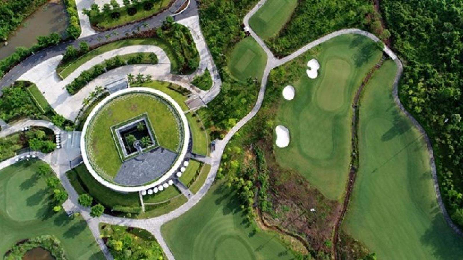 US$50 million beach golf course to take shape in Da Nang