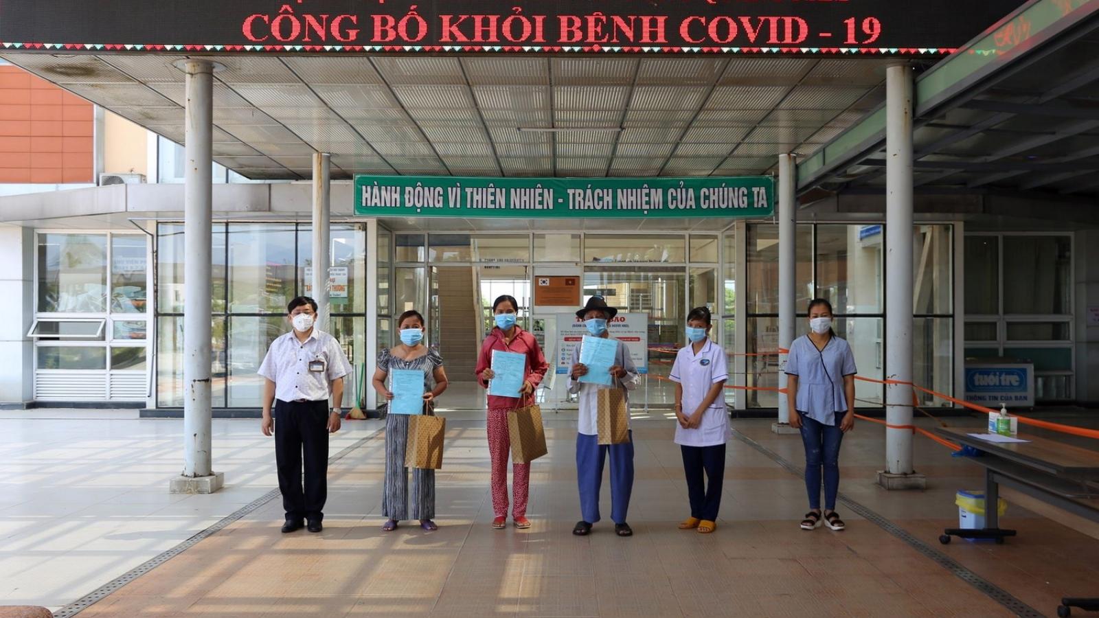 Bệnh nhân 883 ở Quảng Nam khỏi Covid-19 nhưng vẫn tiếp tục điều trị bệnh nền