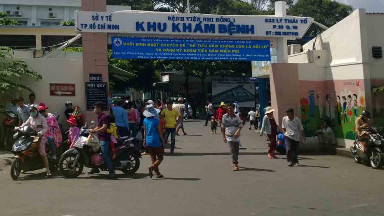 Nhiều trẻ bị ngộ độc thực phẩm ở chùa Kỳ Quang 2đã được xuất viện