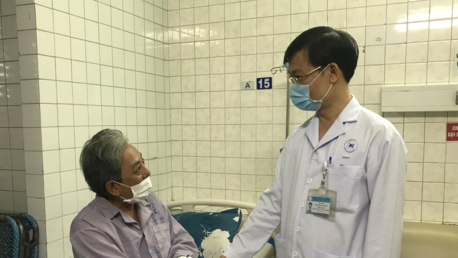 Cứu sống kịp thời một bệnh nhân đã chết lâm sàng 15 phút