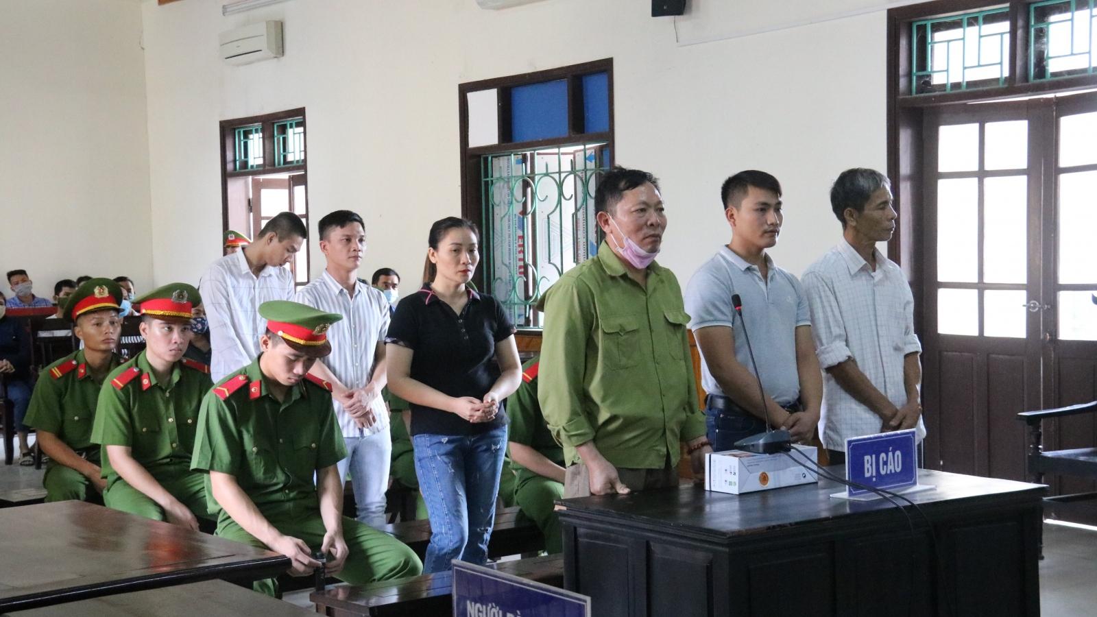 7 bị cáo liên quan vụ 39 người tử vong trong container lĩnh án