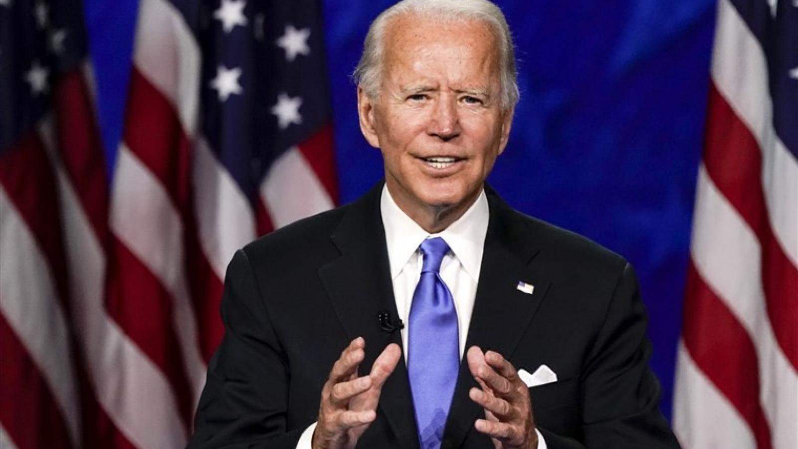 """Bầu cử Mỹ đến hồi gay cấn, ông Biden thử sức chiến lược """"mạo hiểm"""""""