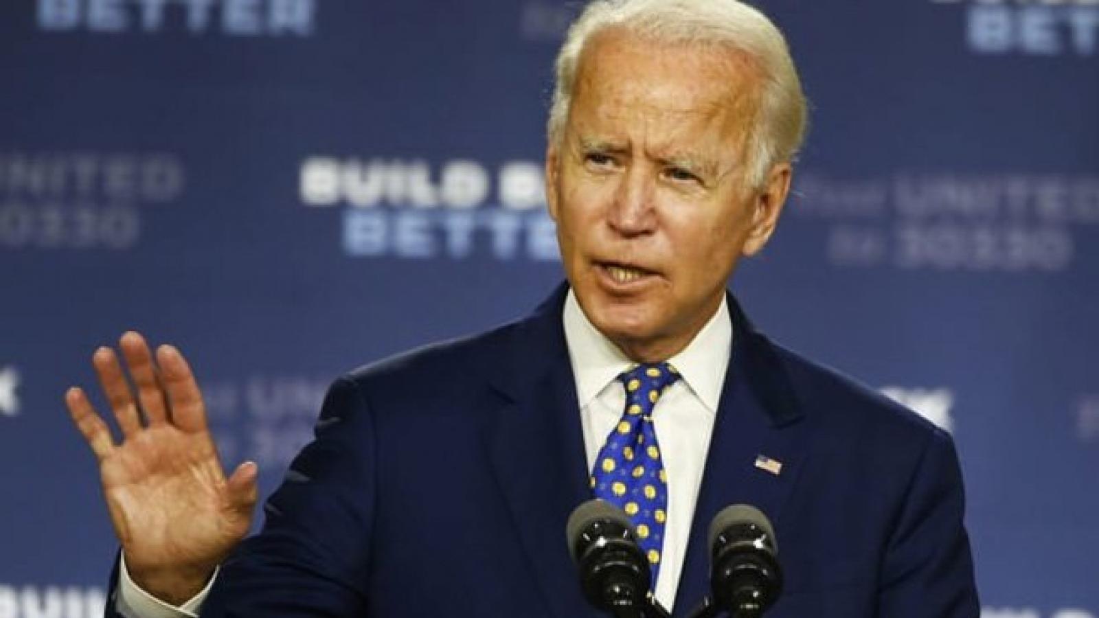 Ông Biden liên tục dẫn trước, đảng Dân chủ vẫn lo sợ kịch bản năm 2016 lặp lại