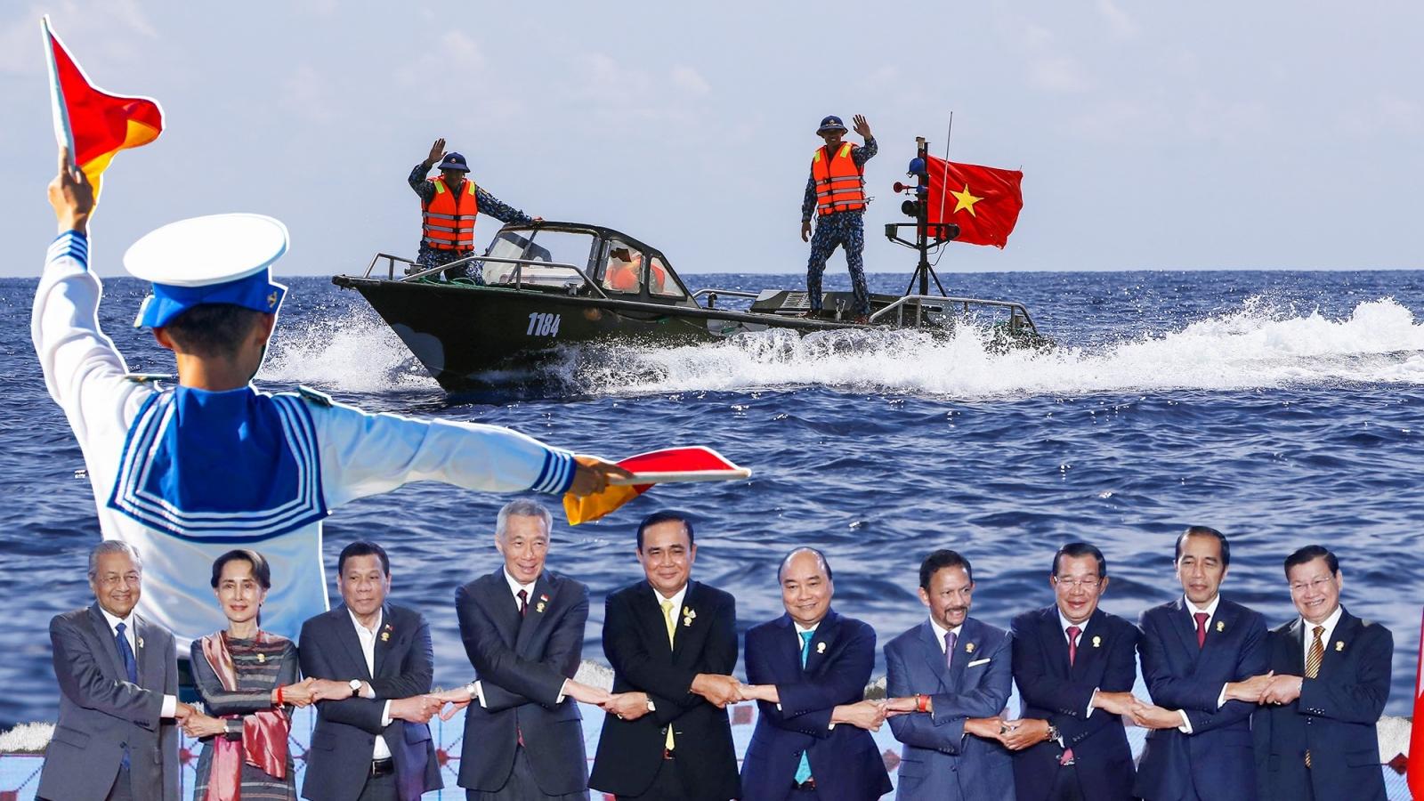 Bài toán chọn bên ở Biển Đông: Việt Nam đứng về phía lợi ích quốc gia - dân tộc