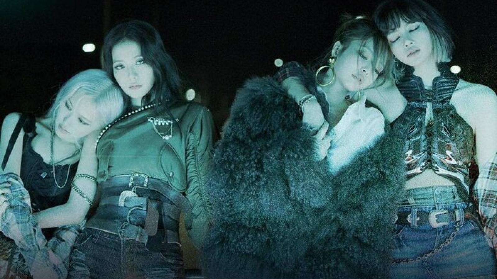 """BLACKPINK tiếp tục """"thả thính"""" teaser video ca khúc """"Lovesick Girls"""""""