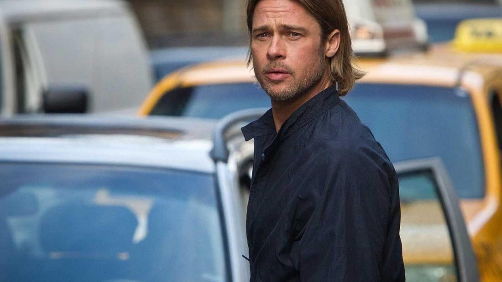 Brad Pitt và dàn nam thần của dòng phim tận thế