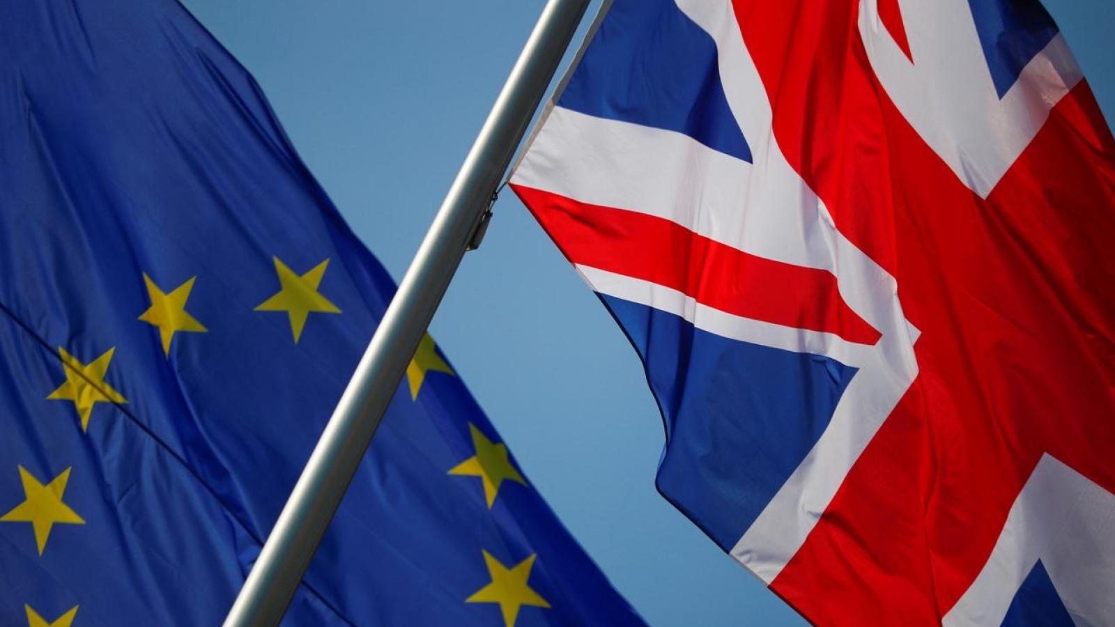 """Đàm phán Anh-EU sẽ """"vô hiệu"""" nếu Brexit không được thực hiện đầy đủ"""