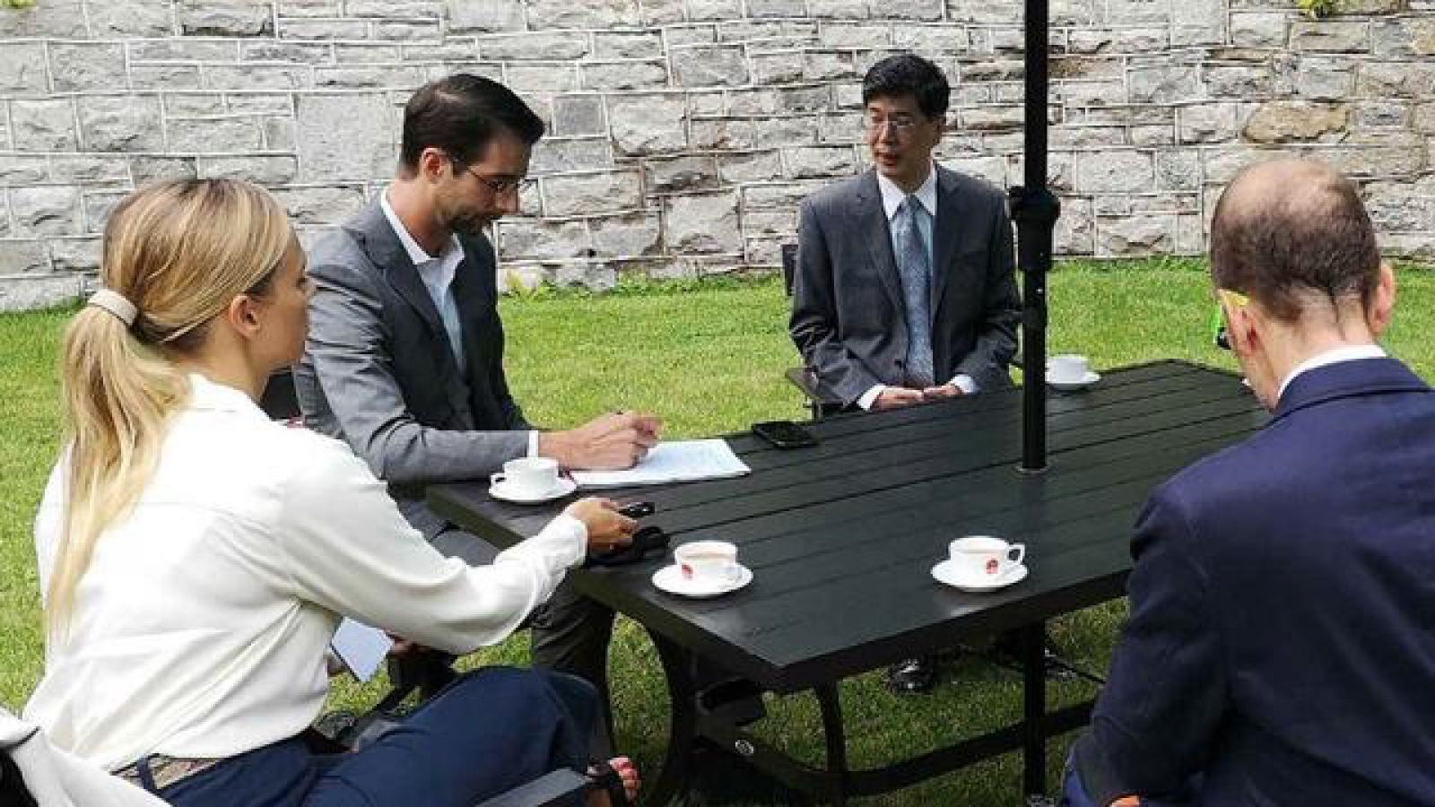 Trung Quốc: Vụ bắt bà Mạnh Vãn Chu là trở ngại chính trong quan hệ với Canada
