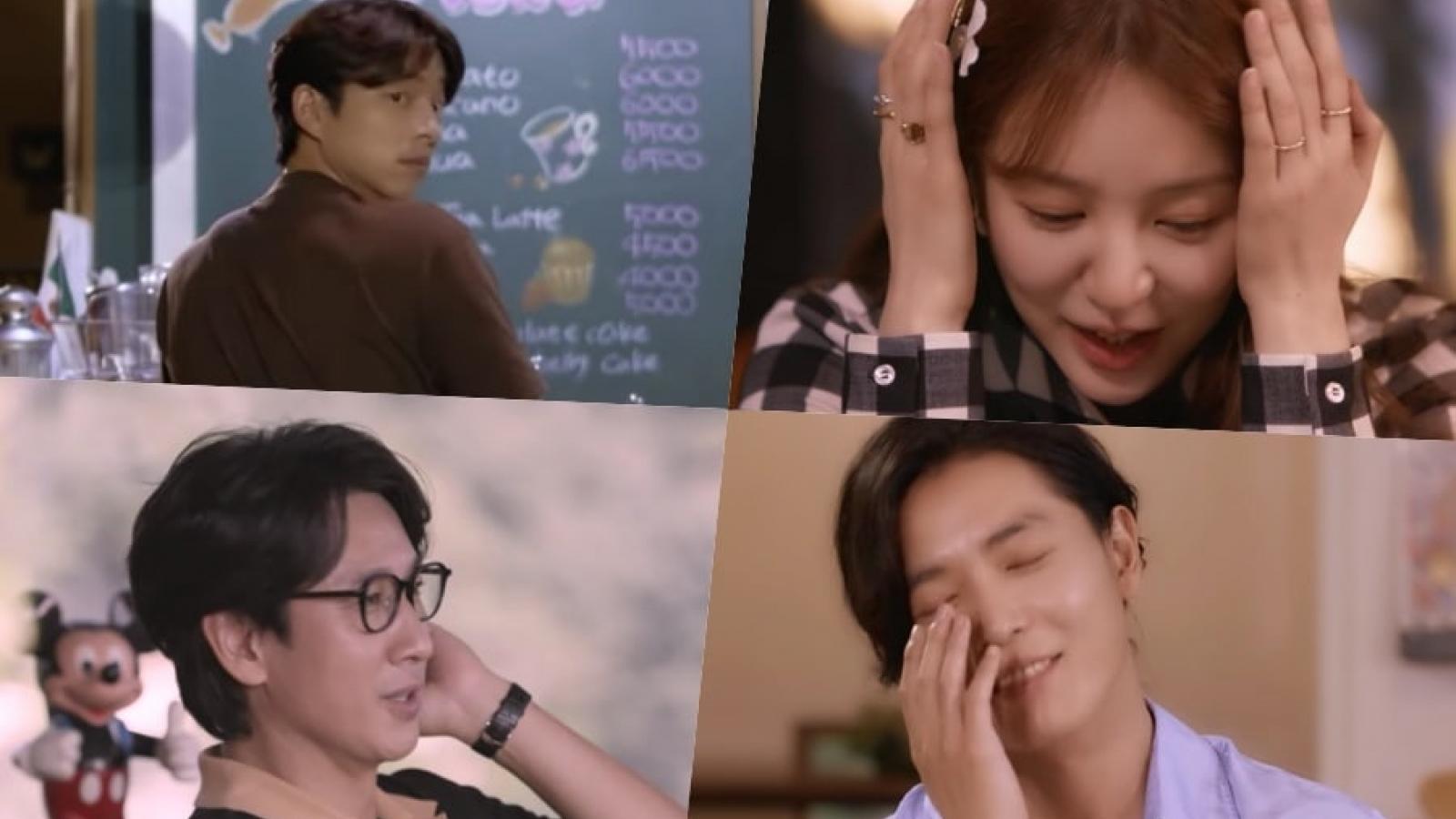 """Gong Yoo, Yoo Eun Hye xấu hổ khi xem lại bộ phim """"Tiệm cà phê hoàng tử"""" sau 13 năm"""