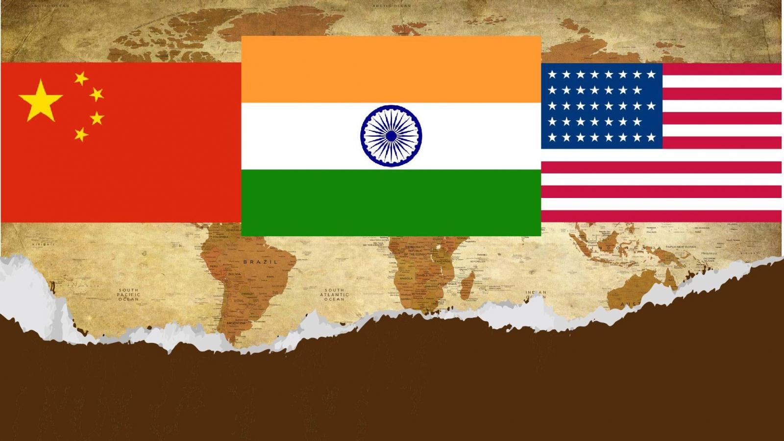 Tân Chiến tranh Lạnh và cân bằng sức mạnh trong tam giác Trung Quốc-Mỹ-Ấn Độ