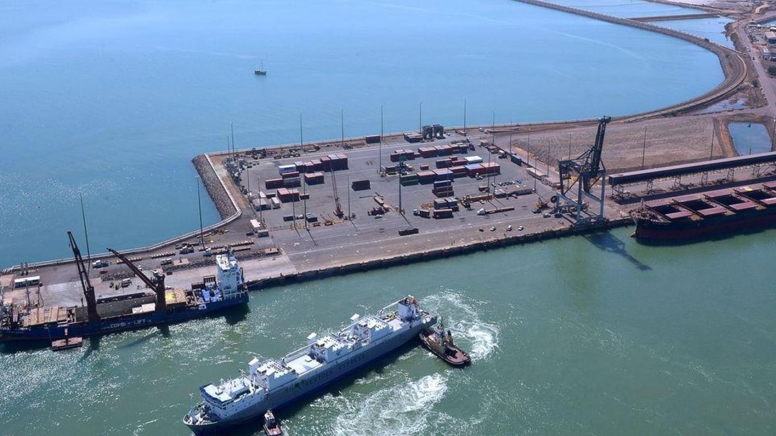 Một số nghị sĩ Australia muốn xem xét lại việc cho Trung Quốc thuê cảng Darwin