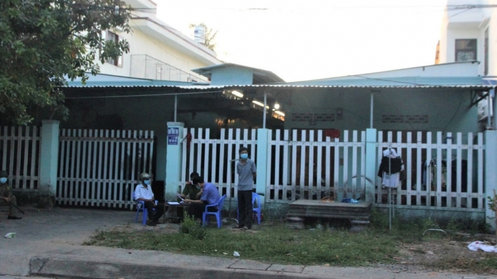 Quảng Nam: Phát hiện thi thể nam thanh niên tử vong trong phòng trọ