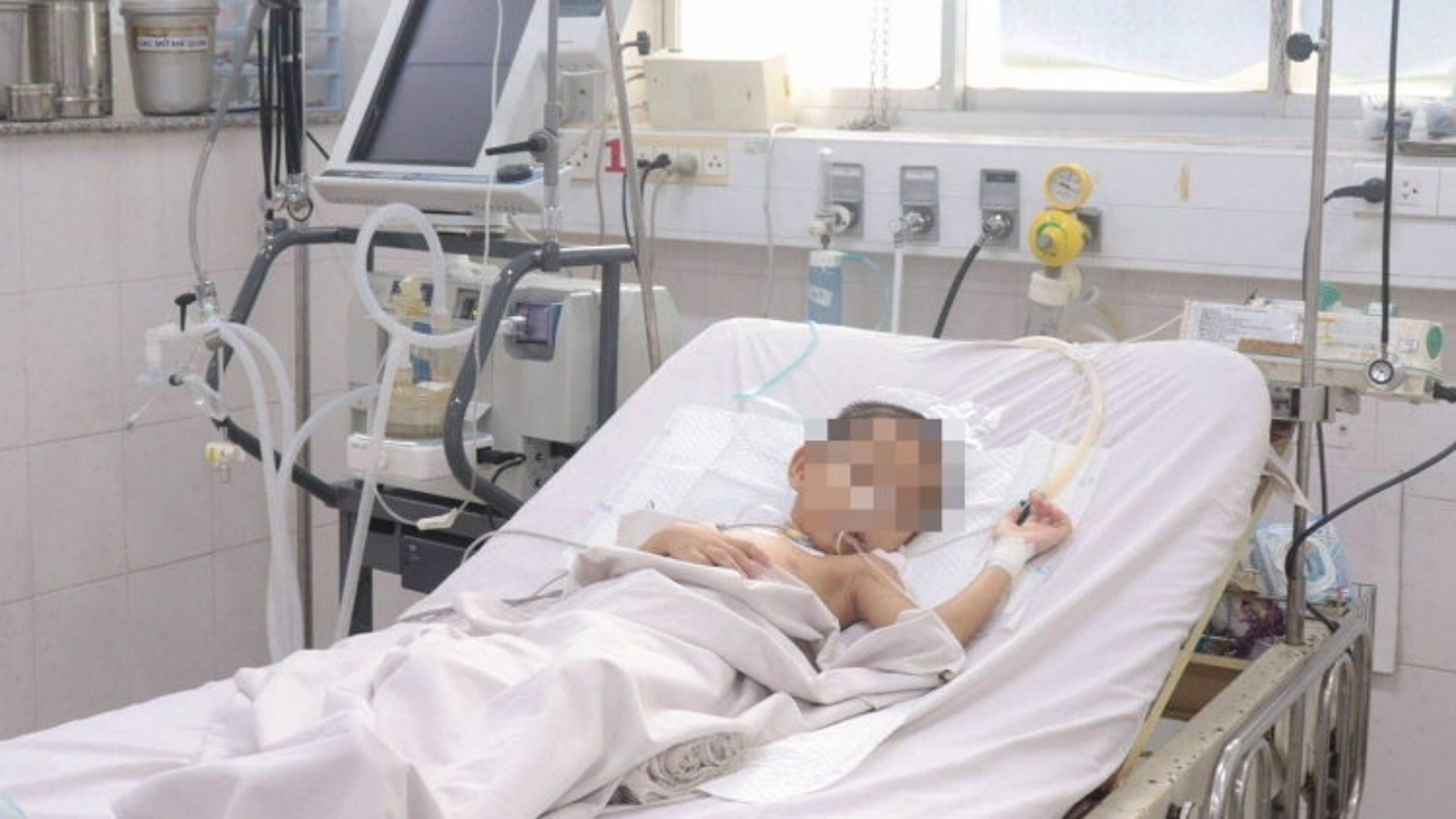 Thêm một bệnh nhi tử vong do mắc bạch hầu ác tính