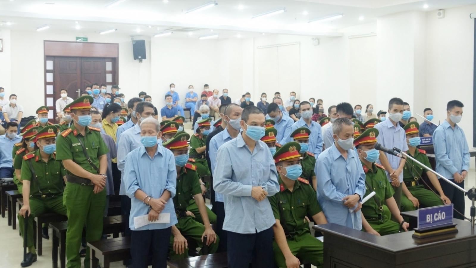 Hôm nay TAND TP Hà Nội tuyên án vụ Đồng Tâm: Không bị cáo nào kêu oan