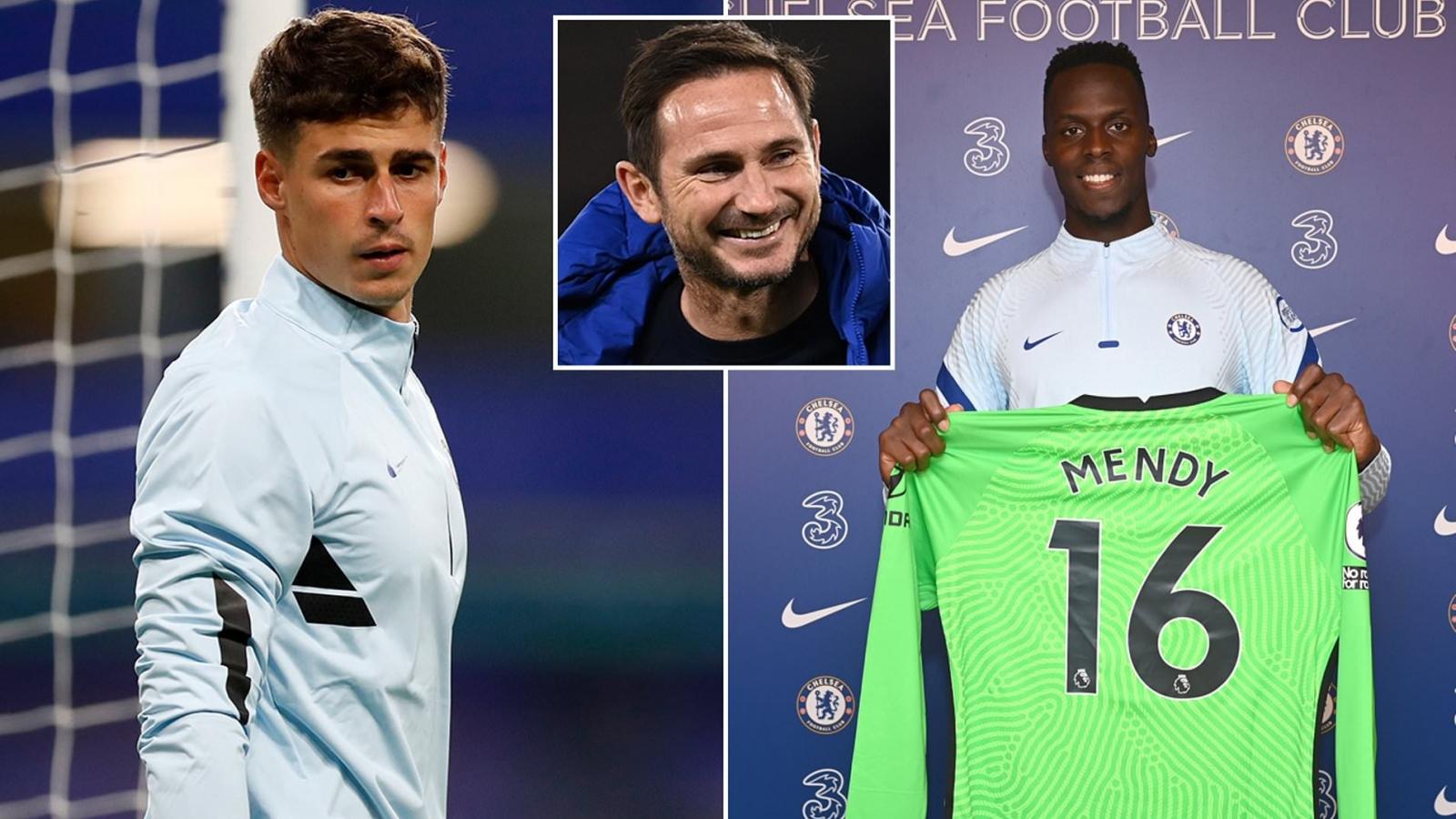 Chiêu mộ thành công Edouard Mendy, Chelsea đẩy Kepa trở lại La Liga