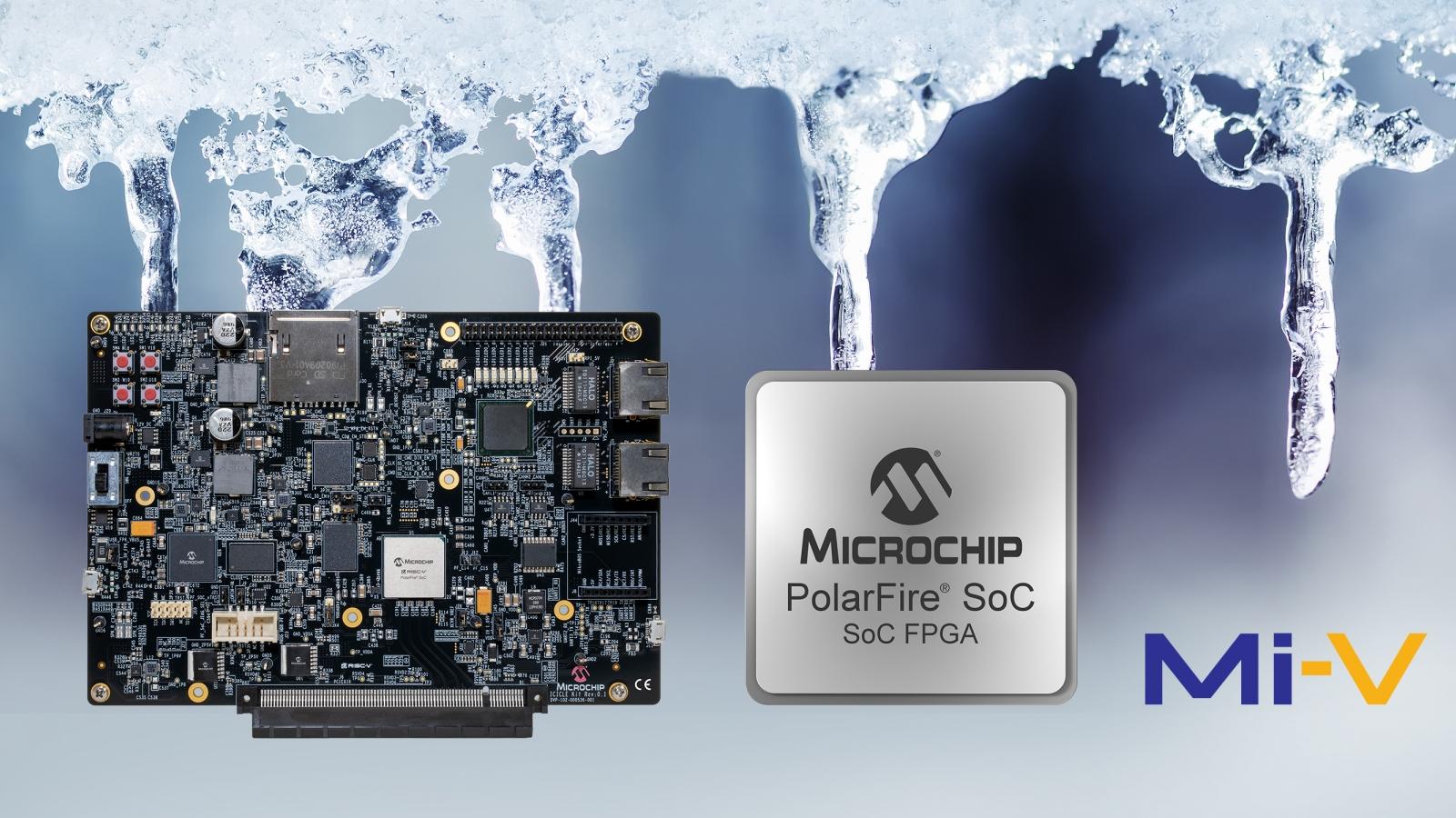 Microchip ra mắt bộ kit có mức tiêu thụ điện năng thấp nhất