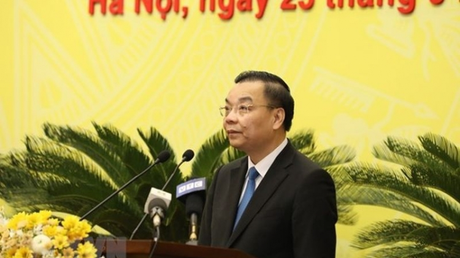 Thủ tướng phê chuẩn nhân sự thành phố Hà Nội và tỉnh Bắc Giang
