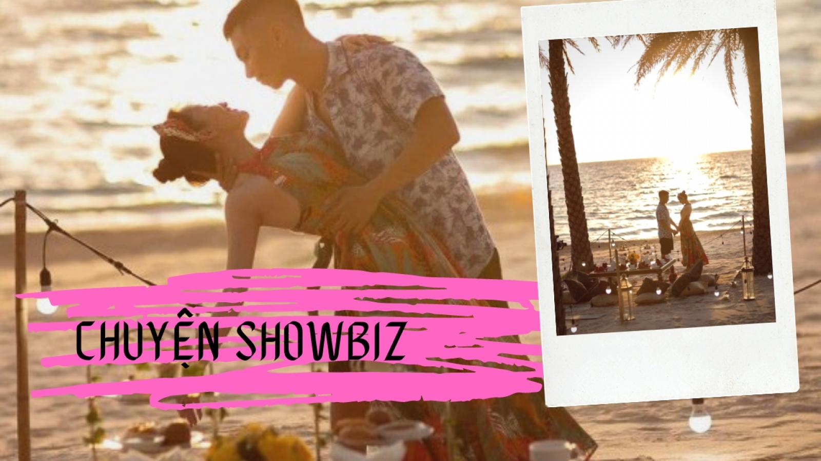 Chuyện showbiz: Khánh Thi tiết lộ hành động lãng mạn của chồng trẻ Phan Hiển