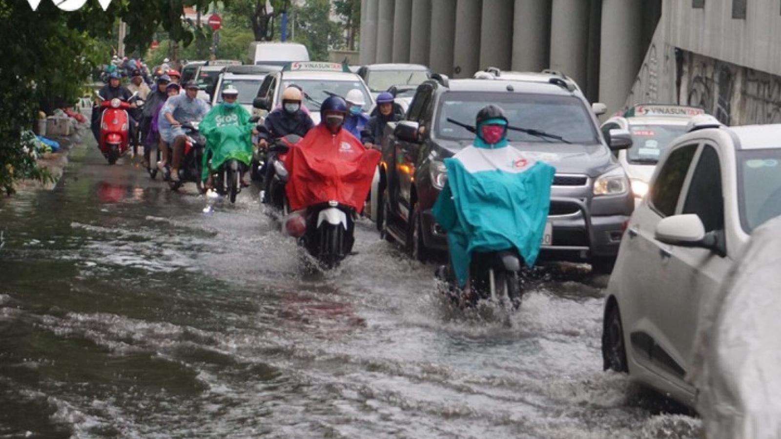 Thời tiết ngày 26/9: Mưa lớn cảnh báo lũ quét, sạt lở đất, ngập úng ở Bắc Bộ