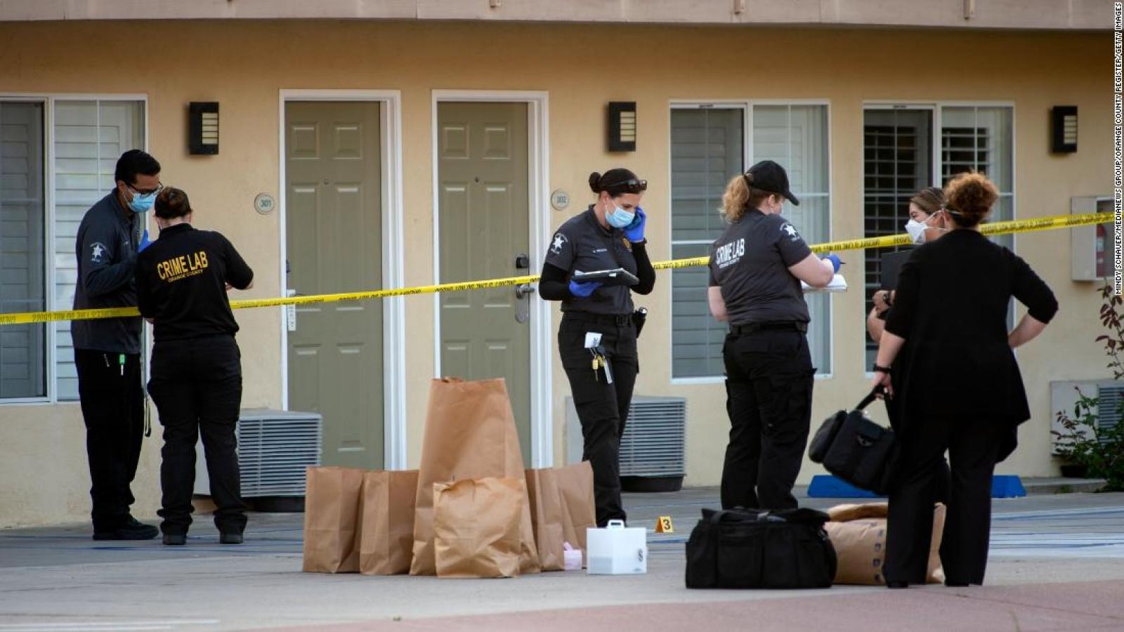 Một người vô gia cư gốc Phi ở Mỹ bị cảnh sát bắn chết