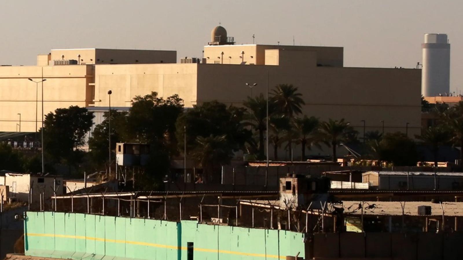 Mỹ đe dọa đóng cửa đại sứ quán tại Iraq